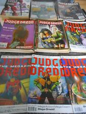 JUDGE DREDD THE MEGAZINE Nos.  1  TO  83