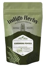 Schisandra Berry Powder - 100g - (Quality Assured) Indigo Herbs