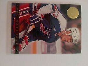 Todd Marchant 1993 Classic Games 17 Olympics card