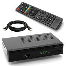 HD Kabel Receiver WWIO Trinity Digital DVB-C Usb Scart Hdmi Lan (Xoro 7660 7618)