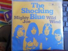 "Shocking Blue - Mighty Joe - German 7"" Single - Metronome"