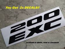 KT M 200 EXC Graphics Stickers