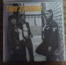 "THEE JEZEBELS Mover & A Groover EP 7"" NEW glam-rock UK import State"