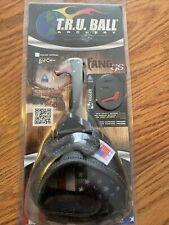 T.R.U. Ball Archery Fang Gs Black Xl Speed Buckle Trigger Release