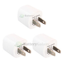 3 NEW USB Mini Battery Wall Charger for Samsung Galaxy S2 S3 S4 S5 S6 S7 S8 Plus