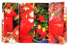sacs-cadeaux 96 Pièce FLASCHENTÜTE flaschenbeutel Noël Sac de Noël 520