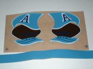 CFL TORONTO ARGONAUTS FULL SIZE FOOTBALL DECALS