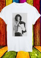 Patti Smith Horses Punk Rock 70's 80's 90's Band Men Women Unisex T-shirt 383