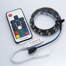 Temple Audio Design RGB-17 LED Light Strip for DUO 17 Pedalboard +Picks