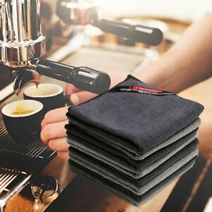 4Pcs Super Absorbent Rag Towel Household Table Bar Kitchen Cleaning Tool Cloth