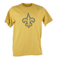 NFL Reebok New Orleans Saints Drew Brees Football T-Shirt