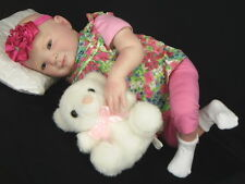 Eliza Reborn Custom Doll Donna Rubert Little Darlins Nursery Rita Meese artist