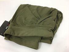 Ralph Lauren RLX Legging Pants Womens Small Green Cotton New