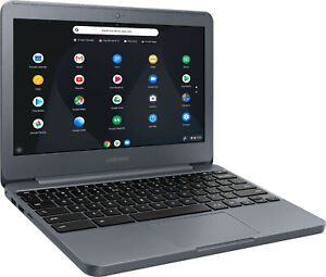 "NEW Samsung XE501C13-S02US 11.6"" Chromebook Intel Atom x5 4GB RAM 32GB eMMC"