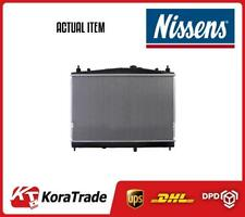 NISSENS BRAND NEW ENGINE COOLING WATER RADIATOR NIS68735