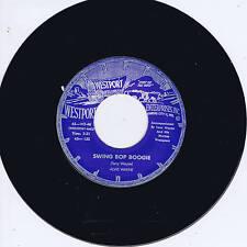 ALVIS WAYNE - SWING BOP BOOGIE / SLEEP ROCK-A-ROLL - KILLER ROCKABILLY REPRO