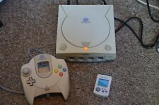 Sega Dreamcast, controller and all cables - UK Stock
