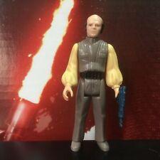 Star Wars Vintage Complete Original Lobot Bespin Figure - 1980