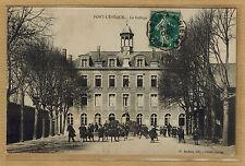 Cpa Pont L'Evêque - le collège rp0542