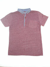 Boys' Cotton Blend Collared T-Shirts, Tops & Shirts (2-16 Years)