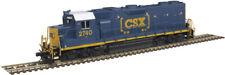 Atlas N Scale EMD GP38-2 (DCC/LokSound) CSX #2740 (YN3b/Blue/Yellow/Boxcar Logo)