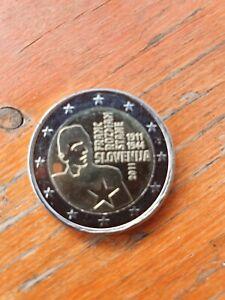 2 Euro Slowenien 2011