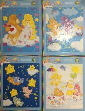 Set of 4 Care Bear Frame Tray Puzzles - Rose Art - 25 Pieces Each