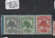 GILBERT & ELLICE IS  (P0607B)  SG8-10   TREE   PIECE   VFU