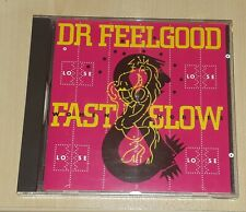 Dr Feelgood - Fast Woman & Slow Horses - CD - GRAND CD 03 - 1989 -