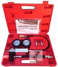 Cylinder Leak Down Tester Leakage Leak Detector Engine Compression Tester Gauges