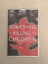 Boom Studios Something Is Killing The Children #1 3rd Print
