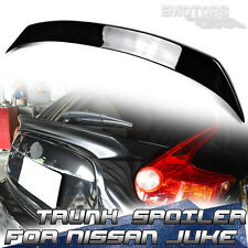 Unpaint For Nissan JUKE F15 Hatchback T Style Trunk Boot Spoiler Middle  Wing 16