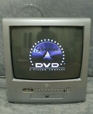 """Duraband DCT1481S 14"""" CRT TV DVD Combi Gaming Retro FULLY WORKING With remote"""