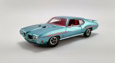 ACME 1/18 1970 Pontiac GTO Judge Mint Turquoise A1801213 New GMP*