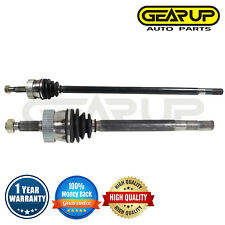 Pair Front CV Axle Joint Assembly For Jeep Grand Cherokee 4WD 4.0L 5.2L 5.9L V8