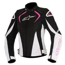 Blousons noirs textiles Alpinestars pour motocyclette