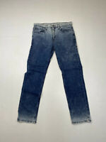 LEVI'S 502 REGULAR TAPERED Jeans - W32 L32 - Blue - Great Condition - Men's