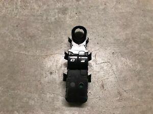 Platine / Commande de leve vitre conducteur Peugeot 207 ref : 6554QJ