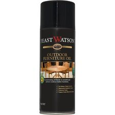 Feast Watson 300g Hardwood Outdoor Furniture Oil Spray