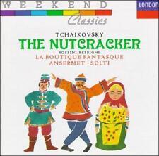 Tchaikovsky,Tchaikovsky,Ansermet : Nutcracker Ballet (2CDs) (1989)