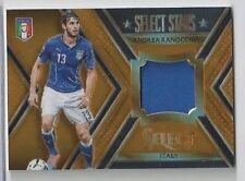 2015 Panini Select Andrea Ranocchia Jersey Patch Relic #d 32/149 Italy