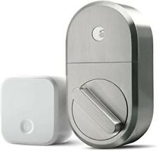August Smart Lock with Wifi Connect Bridge