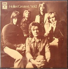 HOLLIES' GREATEST / VOL. 2 ORIGINAL NEW ZEALAND PRESSING EXCELLENT+ CONDITION