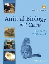Dallas, Sue-Animal Biology And Care (UK IMPORT) BOOK NEW