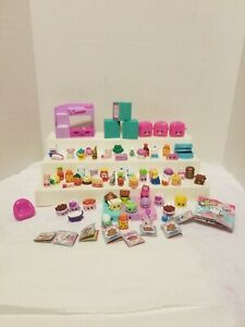 Shopkins Lot with Random selections from Various Seasons Over 1 lb  Of Shopkins