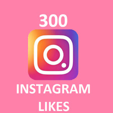 300 LIKES INSTAGRAM |BEST QUALITY|