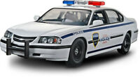 Revell 05 Chevy Impala Police Car SnapTite 1:25 scale model car kit new 1928