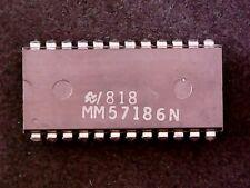 MM57186N - National Semi PONG-IN-A-CHIP Vintage Video Game IC MM-57186-N DIP-24