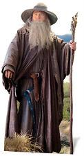 Gandalf 'El Hobbit' Tamaño Natural FIGURA HUMANA DE CARTÓN Ian McKellen Mago