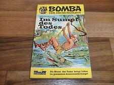 Roy Rockwood -- BOMBA der DSCHUNGELBOY  # 7  // im SUMPF des TODES // ca 1960er